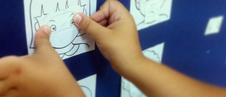 Trabajando las emociones de los niños
